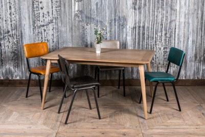 Scandi style dining table