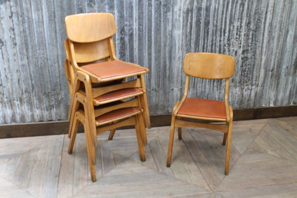 Original Ben Upholstered Dining Chairs