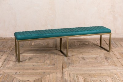 undercool matt finish dining bench