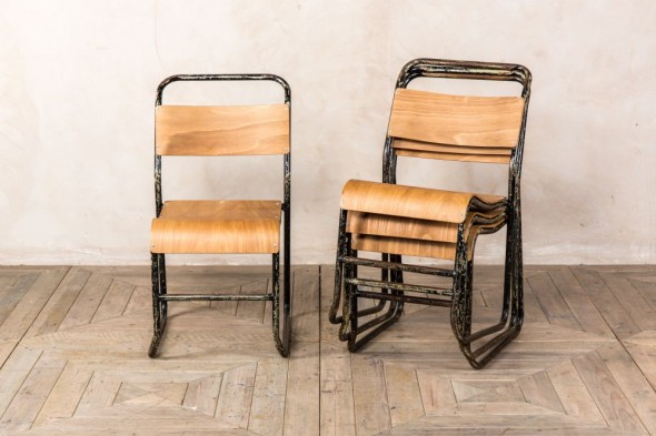 Industrial Kitchen Chairs