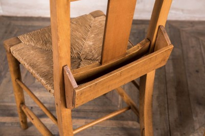 chapel chair pocket