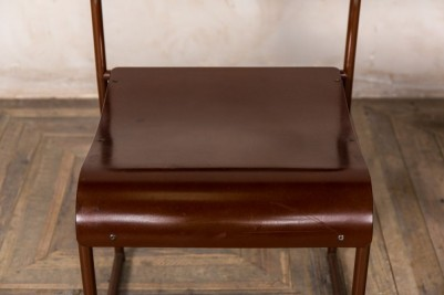 Bakelite stacking chairs