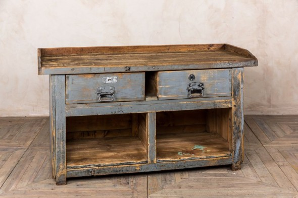 Vintage Industrial Buffet