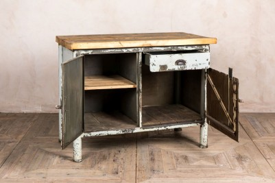 small urban industrial kitchen sideboard