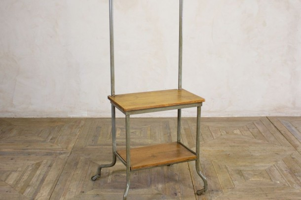 Industrial Style Hall Stand / Luggage Stand