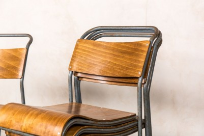 industrial stacking chairs