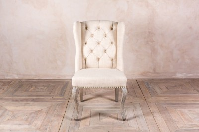 French style occassional chair