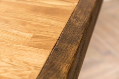 butchers block top dining tables