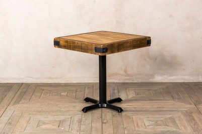 butchers block top table