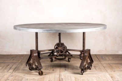 mid height dining table