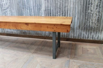 large factory trestle table