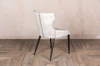 wingback dining room chairs