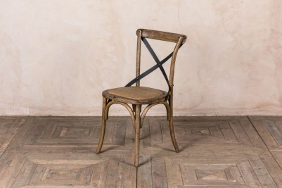 limed oak Bentwood chair