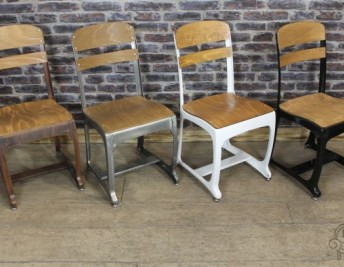 THE ETON INDUSTRIAL STYLE SEATING RANGE