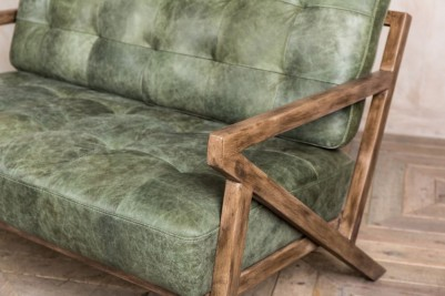 matcha green sofa