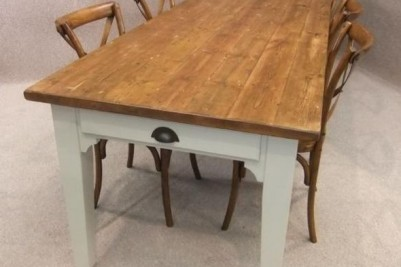 large kitchen table