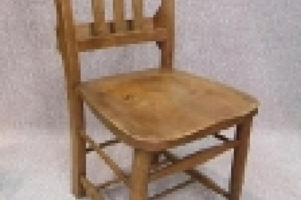 Original Antique Chapel Chair/church Chairs Available...
