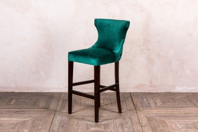 emerald bar stools