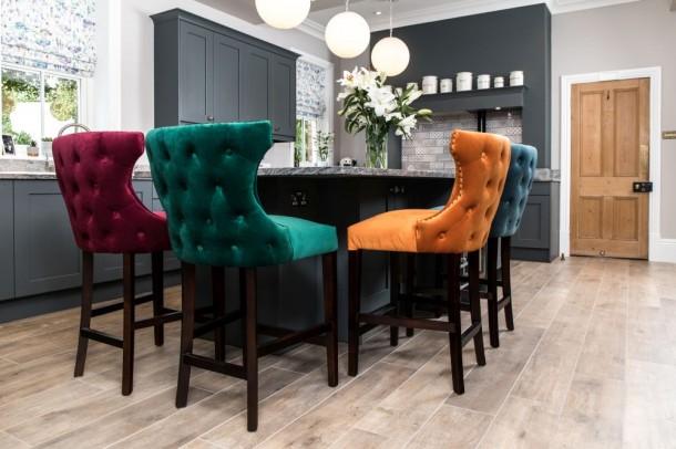 Miraculous Stools Peppermill Interiors Lamtechconsult Wood Chair Design Ideas Lamtechconsultcom
