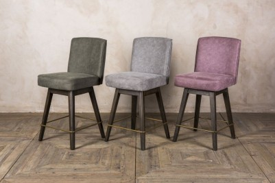 retrun swivel bar stools