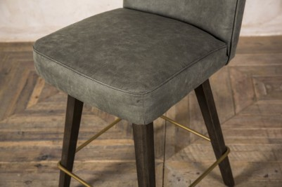 sage green bar stools