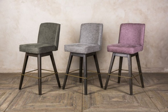 Chiron Swivel Bar Stool