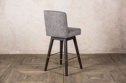 tall grey bar stools