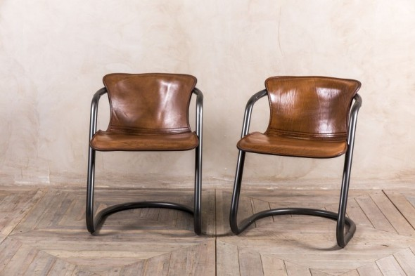 Ascot Industrial Style Chair