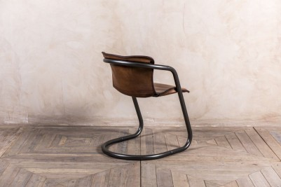 industrial style floating chair