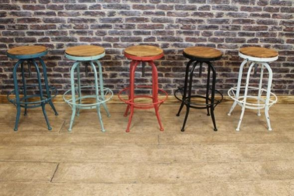 Machinist Bar Stool Range