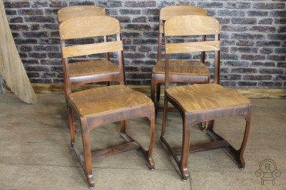copper frame chairs
