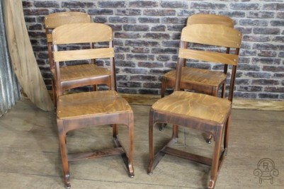 copper frame Eton chairs