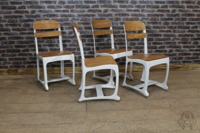 vintage retro style chairs