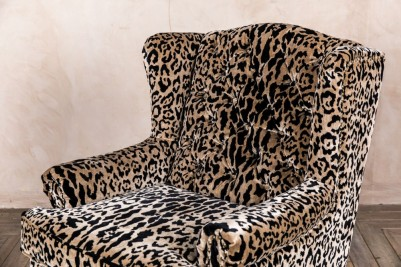 quirky armchair