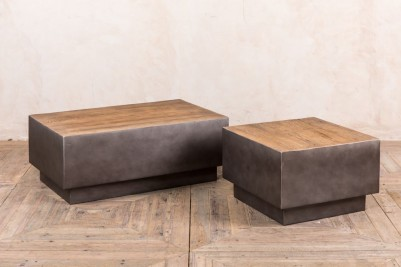 concrete effect coffee tables
