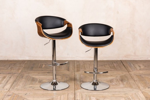 Connery Adjustable Swivel Stool