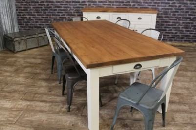 french farmhouse pine table