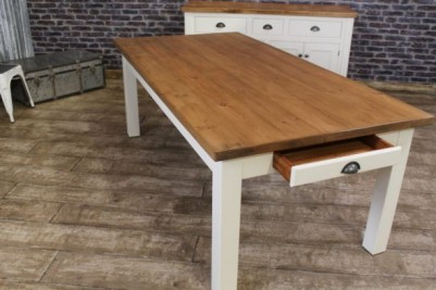 pine french farmhouse table
