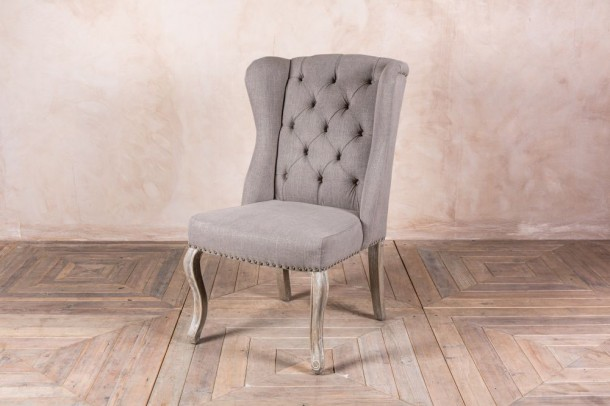 St. Emilion French Upholstered Dining Chairs