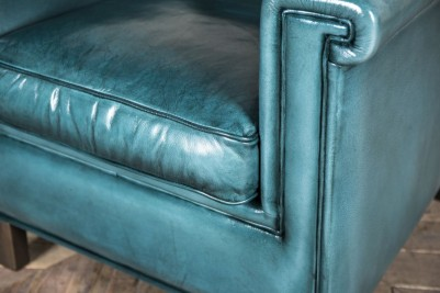 undercool blue armchair