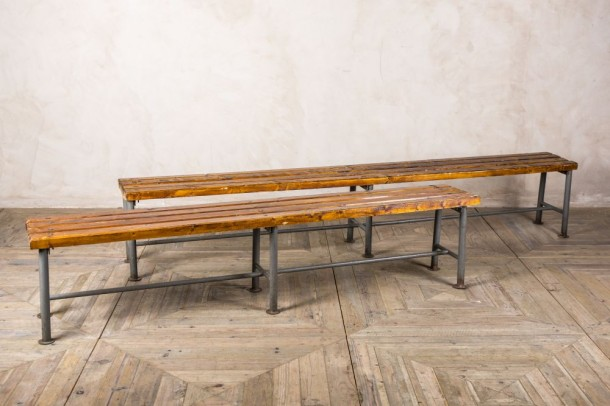 Vintage Dining Bench