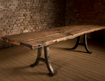 THE HERITAGE AND CRAFT THAT GOES INTO A UNIQUE TABLE