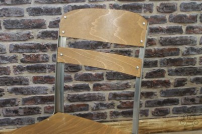 retro style dining chair