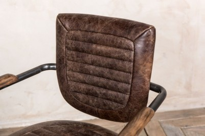 retro style office chair