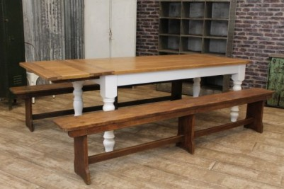 extending farmhouse table