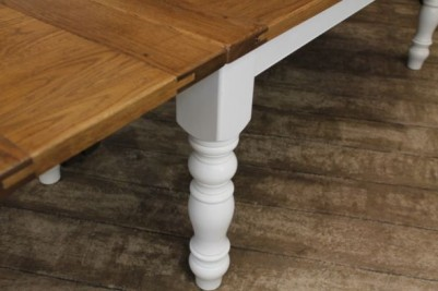 farmhouse oak table