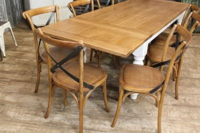 handmade farmhouse kitchen table