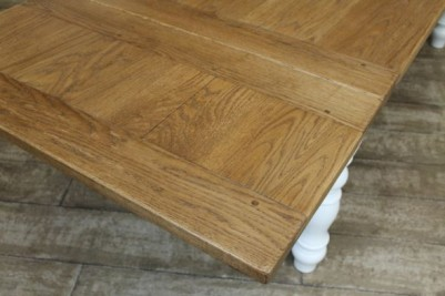 oak extending table