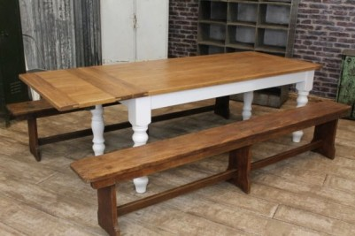 oak farmhouse table