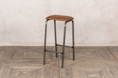 leather look counter stool